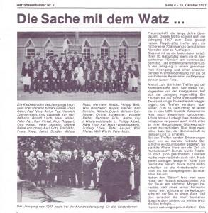 Der Sossenheimer 041977 KB-Jahrgang 1907