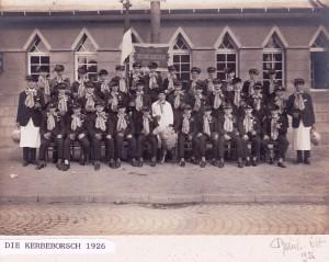 Kerbeborsch 1926